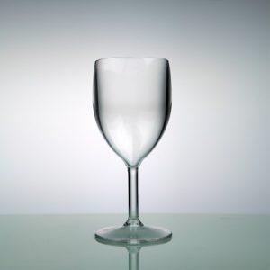 Rode wijnglas Chanson 14cl (huur)