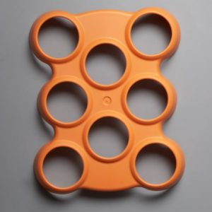DanceTray Orange