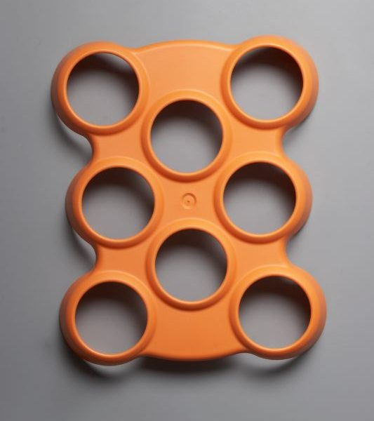 DanceTray Orange (Tray)