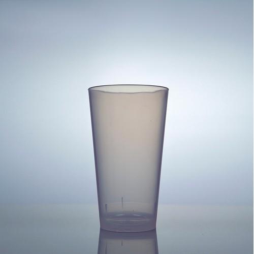 Beerglass Disco PP 8.8.oz