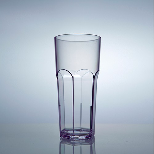 Beer, soda coffee glass Electro 8.8.oz