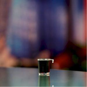 herbruikbaar shotglas 3,5cl