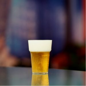 Standaard bierglazen