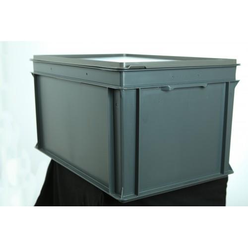 Kist 60 liter (grijs)