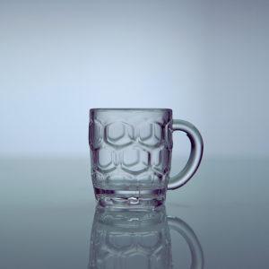 Rap shotglass 1.oz